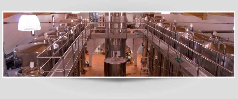 Chaix de domaine viticole, réalisation de Gilli Electricité